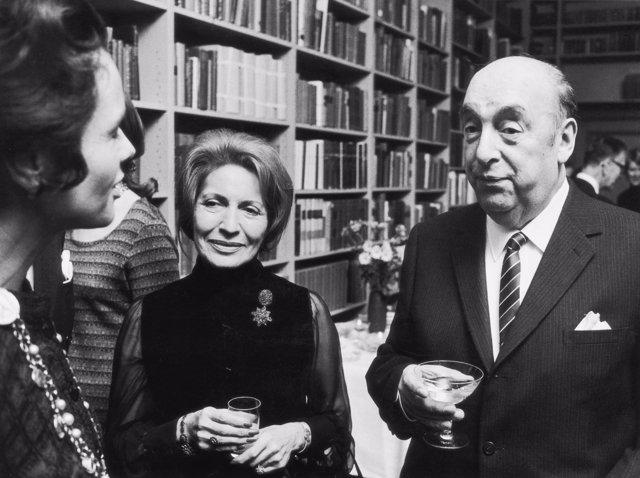 Pablo Neruda sigue siendo poesía