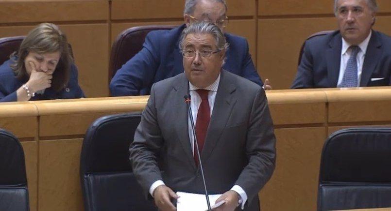 """Compromís pide que comparezcan cuatro ministros por la """"ofensiva"""" contra el referéndum de Catalunya"""