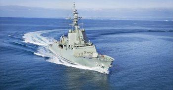 Australia recibe el destructor Hobart, primer buque español construido por Navantia en el extranjero