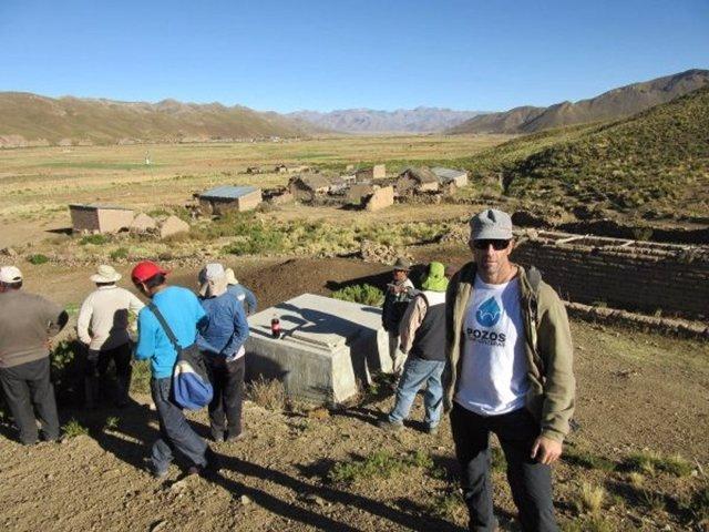 Pozos sin fronteras málaga proyecto humanitario cooperación internacional agua