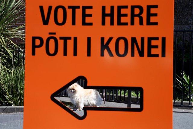 Elecciones en Nueva Zelanda