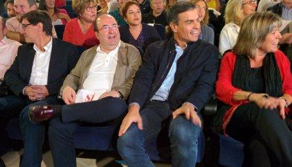 """1-O.- Pedro Sánchez avisa de que el referéndum busca """"romper"""" España y no echar a Rajoy"""