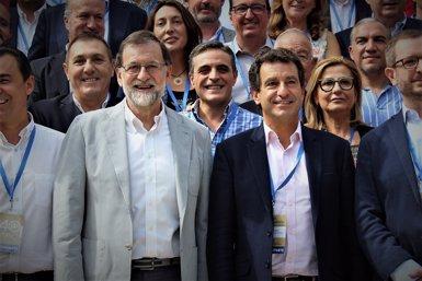 """Rajoy: """"No hi haurà referèndum perquè cap democràcia pot acceptar que es liquidi la Constitució"""" (EUROPA PRESS)"""