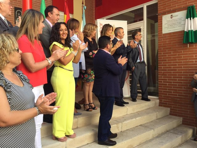 El doctor Manuel Polaina Bailón da nombre al centro de salud de Mengíbar (Jaén)