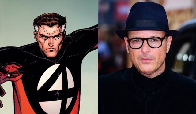 Reed Richards/ Matthew Vaughn