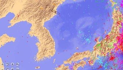 """La agencia de vigilancia nuclear CTBTO cree que el temblor en Corea del Norte es un """"evento natural"""""""