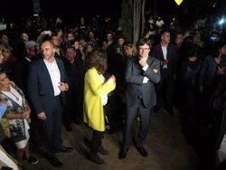 Puigdemont demana serenitat davant provocacions i falses consignes (Europa Press)