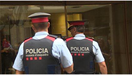"""Los Mossos dicen que trabajarán por la seguridad y el orden """"al lado del ciudadano"""""""