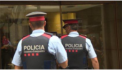 """Els Mossos diuen que treballaran per la seguretat i l'ordre """"al costat del ciutadà"""""""