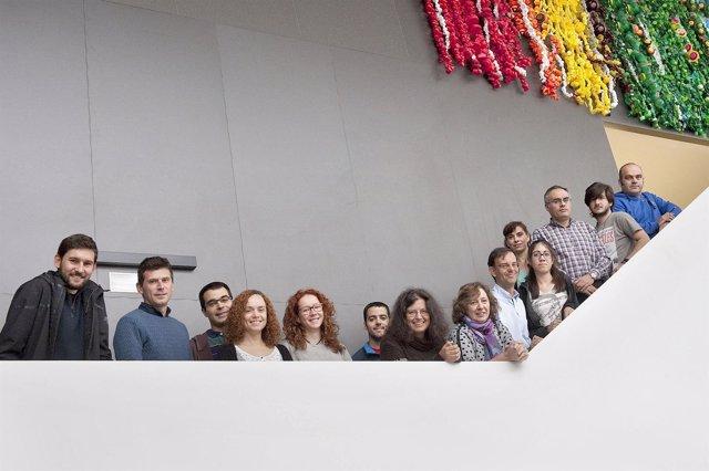 Participantes en un master sobre gestión de agua de la Universidad de Zaragoza.