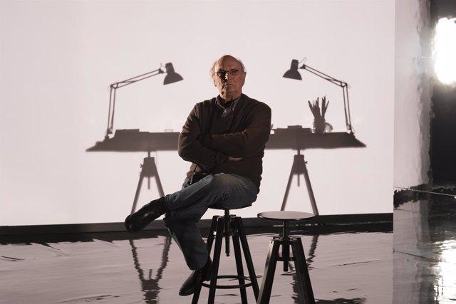 El cineasta Carlos Saura