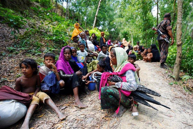 El Ejército de Birmania emplea minas antipersona contra la población rohingya, según HRW