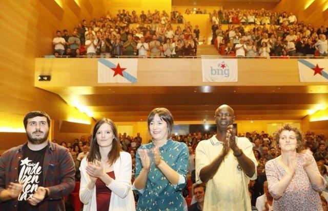 El BNG presenta sus 'Bases Democráticas'