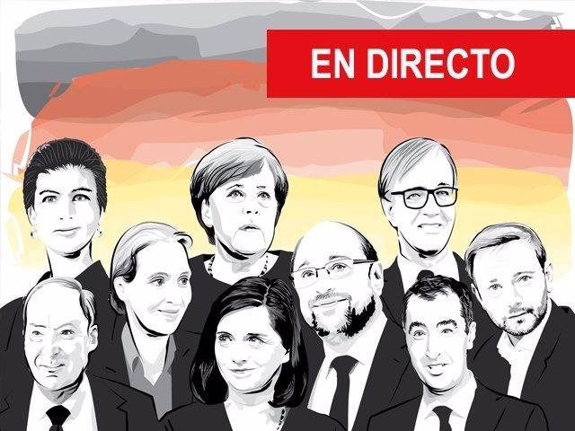 Directo elecciones Alemania 2017