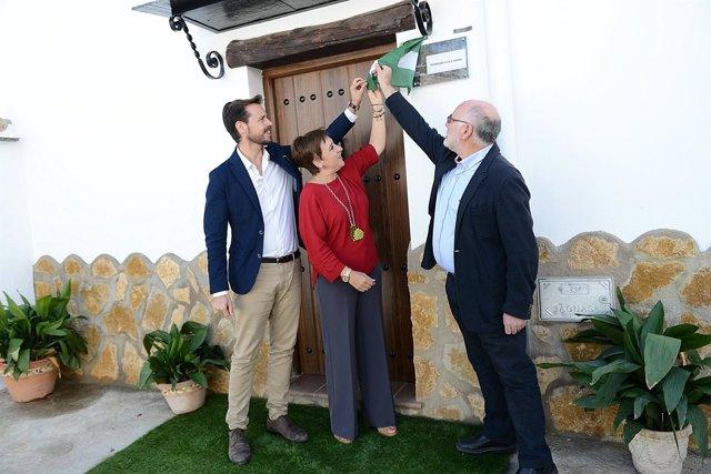 Aula cultural inaugurada en Mecina Bombarón (Granada)