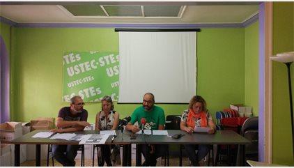 Ustec·Stes pide a Rajoy que se disculpe por acusar a la escuela catalana de adoctrinar