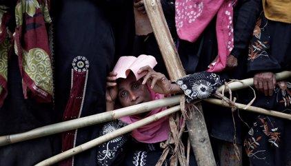 Los médicos que atienden a las rohingya perciben claros indicios de violación por los militares birmanos
