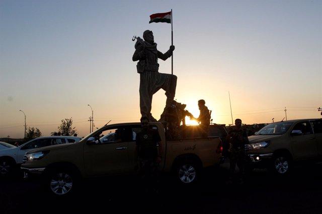 Peshmerga kurdistán iraquí