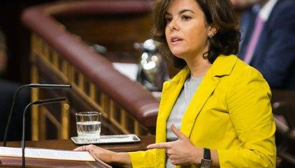Cataluña centrará la sesión de control del Congreso, a cuatro días del referéndum