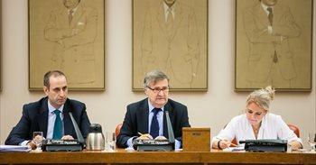 El FROB explica el miércoles al Congreso la liquidación del Popular y su venta al Santander