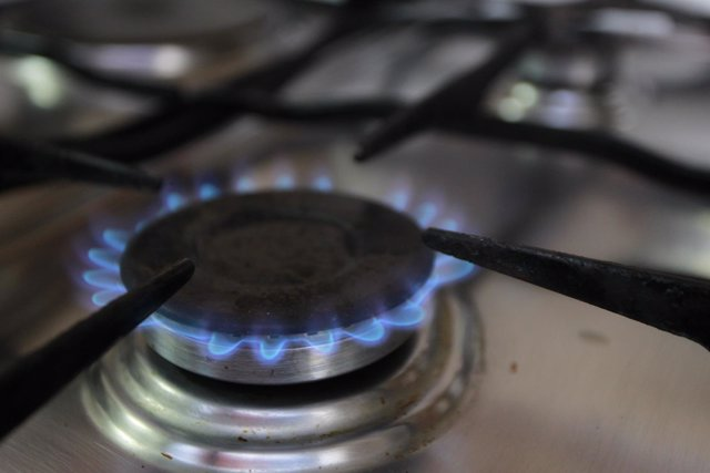 Gas, cocina de gas, llamas, llama,  fuego, fogón, fogones, Gas Natural