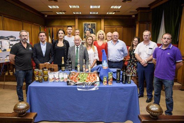 Una veintena de empresas de la provincia estarán en 'Andalucía Sabor'.