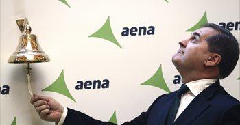 Unidos Podemos reclama al Tribunal de Cuentas investigar la salida a Bolsa de Aena