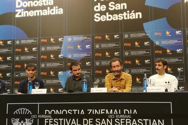 Sagardoy, Arregi, Garaño y Usabiaga.