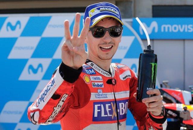 Jorge Lorenzo Aragón MotoGP