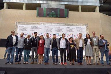 Tanquen el pavelló Segle XXI de Saragossa per evitar enfrontaments amb manifestants (Europa Press)