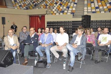 "Pablo Iglesias demana a Pedro Sánchez ""un nou Govern plurinacional"" enfront del PP (Europa Press)"