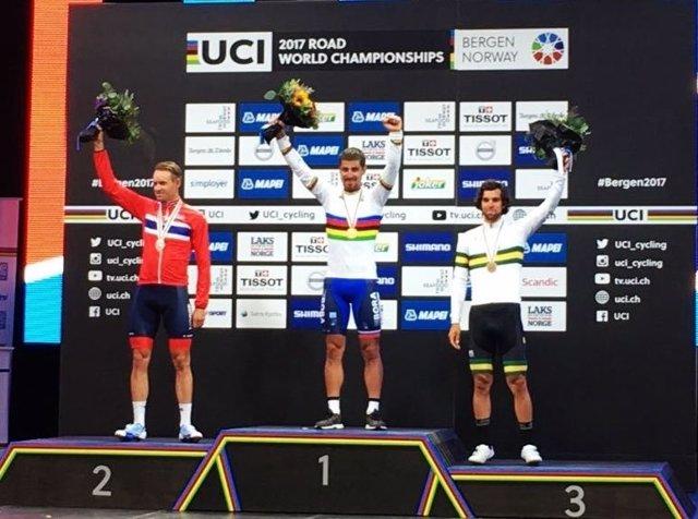 Peter Sagan mundial ciclismo campeón