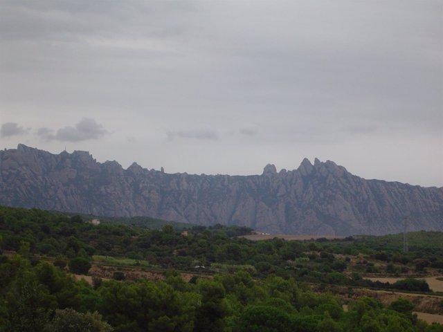 Montaña de Montserrat