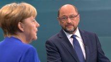 El SPD descarta tornar a governar en coalició amb la CDU de Merkel (PICTURE ALLIANCE / -/MG RTL D/DP / -)