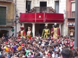 Berga (Barcelona) estudia celebrar la Patum si es proclama la independència (EUROPA PRESS)