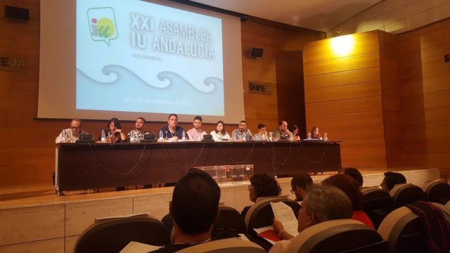 Asamblea provincial de IU en Córdoba