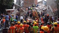 Augmenta a 319 la xifra de morts a causa del terratrèmol a Mèxic (EUROPAPRESS)