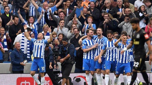 El El Brighton vence al Newcastle (1-0) con un solitario gol del israelí To