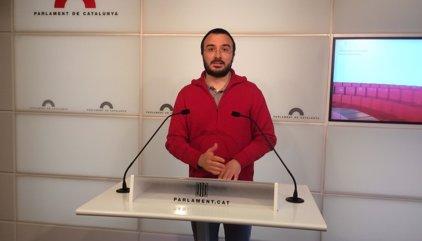 Fiscalía demanda a Botran (CUP) y tres miembros de Poble Lliure por enaltecimiento del terrorismo