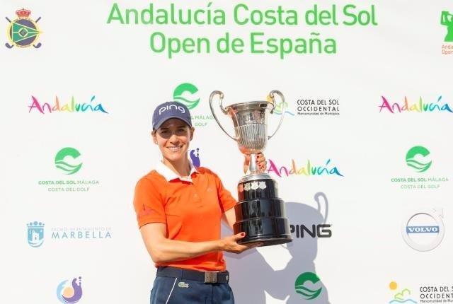 Azahara Muñoz gana el Andalucía Costa del Sol