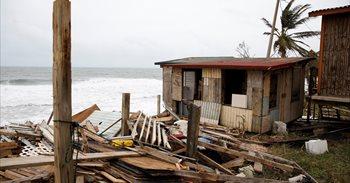 Así se encuentra Puerto Rico tras el paso del huracán María
