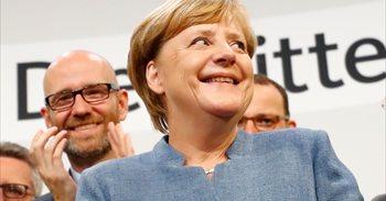 Merkel gana las elecciones y el partido ultraderechista AfD entra en el Parlamento alemán