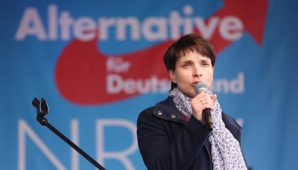 La copresidenta de AfD anuncia que no estará en el Parlamento alemán