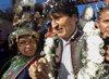 Bolivia celebra el aniversario del