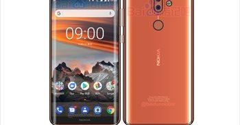 La pantalla del Nokia 9 tendrá unas dimensiones de 5,5 pulgadas y reducirá el tamaño de los marcos