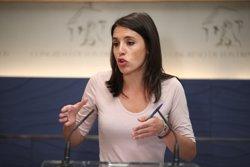 Montero assegura que si Violeta Barba no fos de Podemos sortiria a les portades i titulars pel