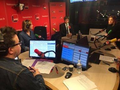 """Puigdemont reafirma que hi haurà urnes, paperetes i el """"més important"""": votants (GENCAT)"""