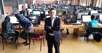 """Matías Matías (HP Educación): """"Estamos demostrando que el futuro inmediato necesita de habilidades técnicas"""""""