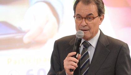 El Tribunal de Comptes imposa una fiança de 5,25 milions d'euros a Mas pel 9N