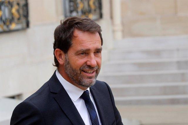 Christophe Castaner, el portavoz del Gobierno francés